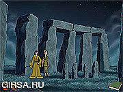 Флеш игра онлайн Онлайн Тайна Серийного-Арканов Каменный Круг (Эпизод 8)