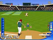 Флеш игра онлайн Arcade Baseball