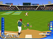 Флеш игра онлайн Бейсбол аркады