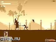 Флеш игра онлайн Крылатое сражение 3