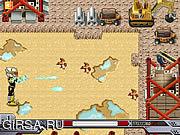 Флеш игра онлайн Броня Герой-Защищать Свою Базу / Armor Hero Defend Your Base