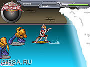 Armor Hero Water Pursuit
