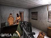 Флеш игра онлайн Тренировка в Армии