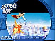 Флеш игра онлайн Мальчик Astro - сила Astro / Astro Boy - Astro Power