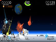 Флеш игра онлайн Astroman