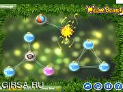 Флеш игра онлайн Рождественский пазл / Atomic Puzzle Xmas