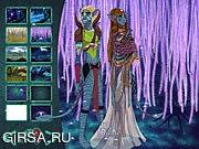Флеш игра онлайн Аватар Производитель / Avatar Maker