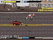 Флеш игра онлайн Awesome Zombie Exterminators