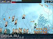 Флеш игра онлайн Возвращение в зомбилэнд