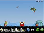 Флеш игра онлайн Bamboo Dino