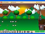 Флеш игра онлайн Бойня Barnville