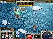 Флеш игра онлайн Battleships 1