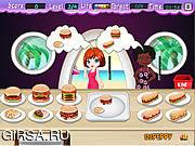 Флеш игра онлайн Beachside Cafe