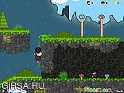 Флеш игра онлайн Приключения нищих в лесу / Beggars Marry Wives
