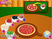 Флеш игра онлайн Пицца Беллы