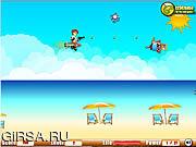 Флеш игра онлайн Бен 10 Воздушной Войны / Ben 10 Air War
