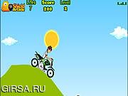 Игра Ben 10 Bike Trip