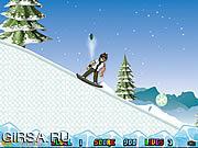 Флеш игра онлайн Бен 10 коньки / Ben 10 Ice Skates