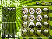 Флеш игра онлайн Бен 10 шариков памяти / Ben 10 Memory Balls