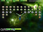 Флеш игра онлайн Ben 10 Super Jumper 3