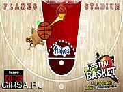 Флеш игра онлайн Скотоподобная корзина / Bestial Basket