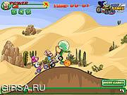 Флеш игра онлайн Bicycle Run