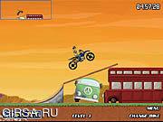 Флеш игра онлайн Чемпион 2 велосипеда