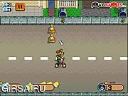 Флеш игра онлайн Велосипед Малыш / Bike Tyke
