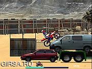 Флеш игра онлайн Зона Велосипед 2 / Bike Zone 2