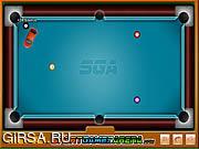 Флеш игра онлайн Бильярд Drift Drift / Billiards Drift