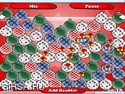 Флеш игра онлайн Веселые шарики / Billions Of Baubles