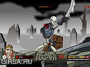 Флеш игра онлайн Приют лезвия / Blade Haven