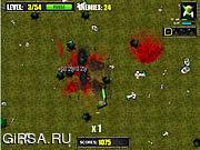 Флеш игра онлайн Кровавые войны: атака Ведроид же