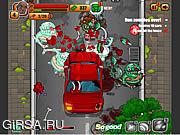 Флеш игра онлайн Bloodbath Avenue