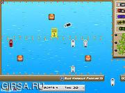 Флеш игра онлайн Blue Harbour Parking