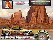 Флеш игра онлайн Прокачай машину своей девушки / Boost Up Your Car