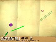 Флеш игра онлайн Веселый пазл / Bounceball