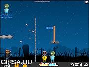 Флеш игра онлайн Bounzy 2