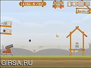 Флеш игра онлайн Пасьянс Юкон