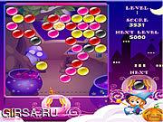 Флеш игра онлайн Одиссея пузыря