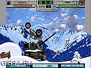 Флеш игра онлайн Багги Бег 2 / Buggy Run 2