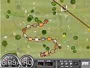 Флеш игра онлайн Бульдозер Змея / Bulldozer Snake