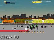 Флеш игра онлайн Убийца 3000 зайчика