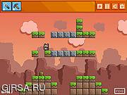 Флеш игра онлайн Кот бургера / Burger Cat