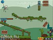 Флеш игра онлайн Bury My Bones