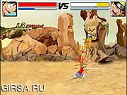 Флеш игра онлайн CDL Game Fighting Jam
