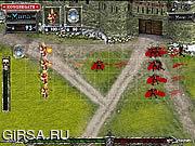Флеш игра онлайн Caldera Legends