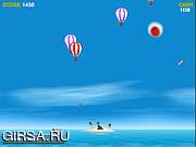 Флеш игра онлайн Остров Кэннон