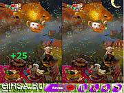 Флеш игра онлайн Найти отличия - шапка-невидимка