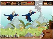 Флеш игра онлайн Герой замока / Castle Hero